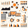 Business infographic concept - set of infographic element