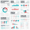 Business Infographic Elements ...