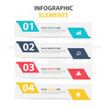 Business Infographic timeline process template, Colorful Banner text box desgin for presentation, presentation for workflow