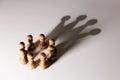 Obchod tímová práca moc a dôvera