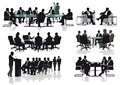 Business meetings Royalty Free Stock Photo