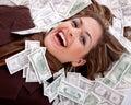 Business millionaire Stock Photography