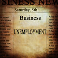 Business news Royalty Free Stock Photo