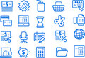 "Business/office icons â""–3 Royalty Free Stock Images"