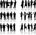 Business people 2 Royalty Free Stock Images