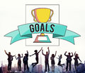 Business People Achievement Success Jumping Celebration Concept