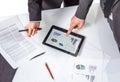 Obchod analýza dokumenty v