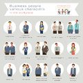 Business People Characters