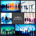 Business People Corporate Travel Collection Concept Royalty Free Stock Photo