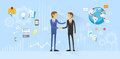 Business People Handshake, Businessmen Hand Shake Royalty Free Stock Photo