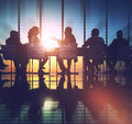 Business People Meeting Working Teamwork Concept Royalty Free Stock Photo