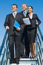 Business persons Stock Photos