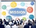Business Plan Achievement Development Procedures Concept Royalty Free Stock Photo