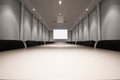 Business room ready for meeting Royalty Free Stock Photo