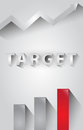 Business Target Marketing Concept Design
