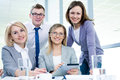 Business team contemporary people working in in the office Royalty Free Stock Photography