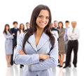Business team people Royalty Free Stock Photo