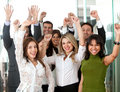 Business team success Stock Photography