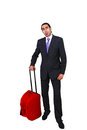 Business traveler Royalty Free Stock Images