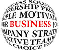 Business words- Stock Images
