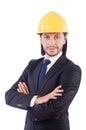 Businessman-builder