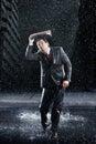 Legante pioggia