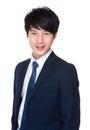 Businessman portrait Royalty Free Stock Photo