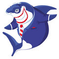 Businessman Shark Stock Image