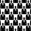 Businessmen anonymous Royalty Free Stock Photography