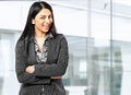 Businesswoman portrait Royalty Free Stock Photos