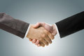 Businness Handshake Royalty Free Stock Photo