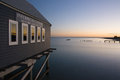 Busselton jetty Royalty Free Stock Photo