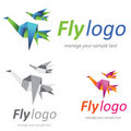 Bussines Logo Royalty Free Stock Images