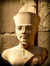 Bust Of Pharaoh Tutankhamun In...