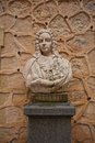 Bust of spanish king ferdinand vi the learned in alcazar castle spain segovia spain Stock Photos