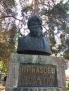 Statue of Bogdan Petriceicu Hasdeu