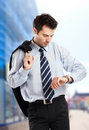 Busy Businessman Stock Photos