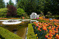 Butchart Gardens Royalty Free Stock Photos