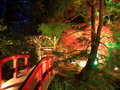 Butchart gardens Royalty Free Stock Photo
