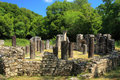 Butrint in Albania Stock Image