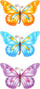 Butterflies Stock Images