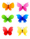 Butterflies / butterfly Royalty Free Stock Photo