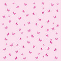 Butterfly background wallpaper. Vector illustratio Royalty Free Stock Photo