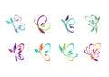 Butterfly, Logo, Beauty, Spa, ...
