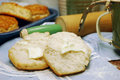 Buttermilk Biscuits Stock Image