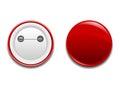 Button Badge Pin Icon