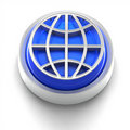 Button Icon: Global Stock Photos