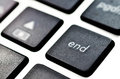 Button of keyboard Royalty Free Stock Photo