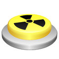 Button radiation Stock Image