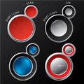 Button sets for scanners/copiers Stock Image